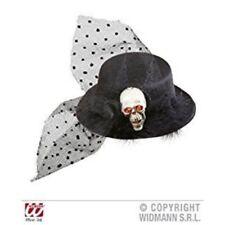 Cappelli e copricapi nero horror Widmann per carnevale e teatro