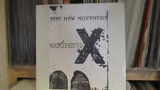 The New Movement – Manifesto X LP , The New Blockaders