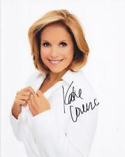 KATIE COURIC Signed 8x10  GLOSSY  Photo #3 COA
