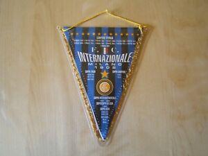 GAGLIARDETTO/FLAG=INTERNAZIONALE MILANO 1908=CM 17X14