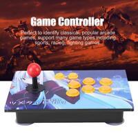 Controlador Botones Palanca de Mando USB para Arcade Juegos PC Ordenador