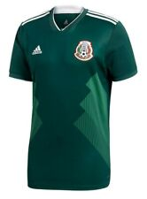 ADIDAS MEXICO HOME JERSEY FIFA WORLD CUP 2018