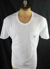 AUTH Gucci Men's White GG T Shirt XL