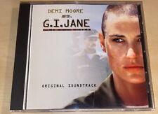 G.I. Jane [Original Soundtrack] (CD, 1997, Hollywood Records) HR-62109-2