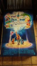 """Pagemaster: Original Movie Theater Release Poster 27""""x40"""""""