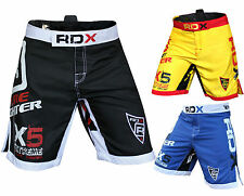 Rdx Mma Shorts Cage Boxing Grappling Martial Arts Mens Wear Fighting Gym