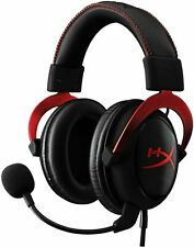 Kingston Gaming Headset Hyperx Cloud II Pro Red USB 7.1 Surround Sound PC PS4 XB