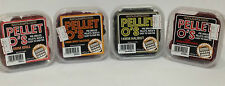 SONUBAITS PRE DRILLED 14MM PELLET O'S SELECTION 4 DIFFERENT FLAVOURS