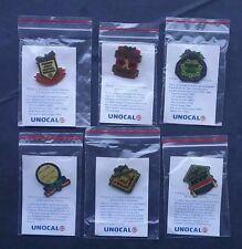 1988 UNION 76 DODGER PIN SET - 6 PINS - NM