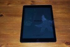 Apple iPad Air 1 A1474 32GB WIFI BLACK/ GRAY Housing I cloud problem