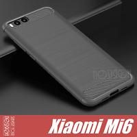 Cubierta De La Caja Xiaomi Mi6 Mi 6 Case Funda Coque Bumper Silicone Carbon