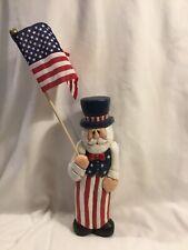 10 1/2 Eddie Walker Uncle Sam & Flag