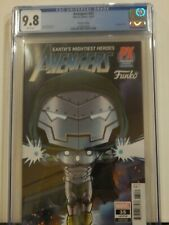 "The Avengers #35 CGC 9.8 ""Previews Variant"""