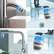 Coconut Carbon Faucet Tap Water Clean Purifier Filter Cartridge Round Tap Filter