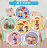 144 Personalised Reading Reward Sticker Label Teachers Parents School Nursery
