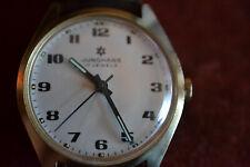Junghans Armband Uhr Kal.G73 Vergoldet