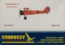 Choroszy Models Modelbud 1:72 Tachikawa Ki-9 Plastic Model Kit #A12