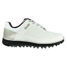 NEW Mens Etonic Stabilite Sport Spikeless Waterproof Golf Shoes White 8 M