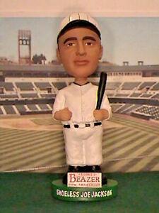 Shoeless Joe Jackson Chicago Black Sox / White Sox 2003 Riverdogs Bobblehead SGA