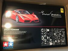 Tamiya  Plastic Model 1/12 Big Scale Series No.47 Enzo Ferrari 12047 from Japan