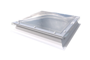 Fixed Rooflights - Mardome Skylights - Flat Roof Domes - Kerbed Roof Light