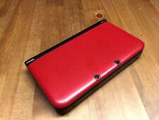 Nintendo 3DS XL Handheld Spielkonsole ROT / SCHWARZ