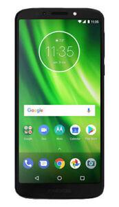 Motorola Moto G6Play 6th Generation - 32GB - Deep Indigo (Unlocked) (Single SIM)