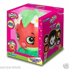 Shopkins Strawberry Kiss Colour Changing Childern Bedroom Night Light Kids Toy