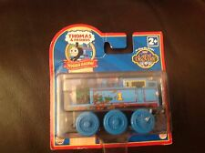 thomas and friends wooden mud covered thomas brand new in box sealed  lc98015
