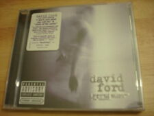 SEALED RARE PROMO David Ford CD I Sincerely Apologise For All the EASYWORLD U.S.