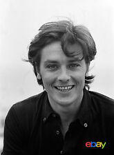 PHOTO ALAIN DELON  11X15 CM  # 6