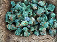 3000 Carat Lots of Chrysoprase Rough - Plus a FREE Faceted Gemstone