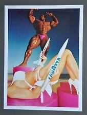 David Lachapelle Limited Edition Photo Kunstdruck, 37x50cm 2001 Lavazza Calendar