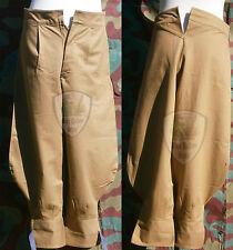 Pantalone tropicale italiano M41 Regio Esercito Tropical trousers Sahariana