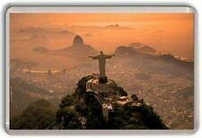 Christ the Redeemer Rio De Janeiro Fridge Magnet 02