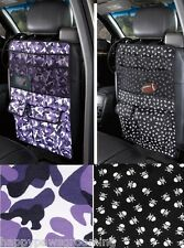 Car Auto Vehicle Seat Back Organizer-Heavy Duty-Great For Children,Pets,etc*New