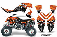 AMR RACING STICKER QUAD ATV GRAPHIC DECALS KIT POLARIS OUTLAW 450/525 06-08