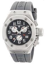 Swiss Legend 10535-014 Women's Trimix Diver Chronograph Watch Gray New in Box!