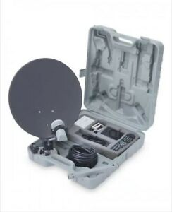 NEW BOXED MOHO OR CARAVAN PORTABLE SATELLITE SYSTEM