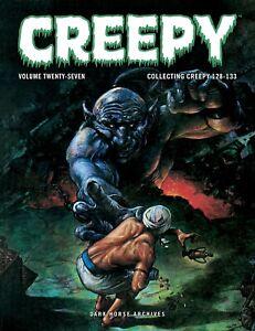 CREEPY Archives Vol. 27 HC Hardcover NEW & Sealed! - Rare OOP - Read Description