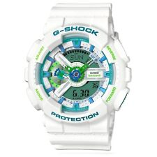 CASIO G-Shock GA-110WG-7A Orologio da Uomo Analogico-Digitale Special Color
