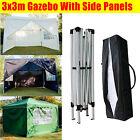 Pop Up Gazebo Marquee Outdoor Wedding Garden Party Tent Heavy Duty OR SAND BAG