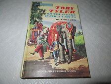 TOBY TYLER or TEN WEEKS WITH A CIRCUS A Companion Library Book 1967 Hardcover