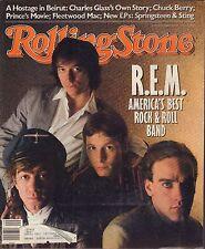 Rolling Stone December 3 1982 R.E.M., Chuck Berry w/ML VG 122816DBE