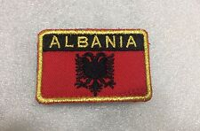 Original Albania Military Arm Patch-badge-flag new-official size