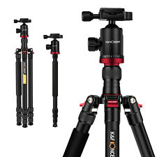 KF-TM2834 Pro Portable Digital Camera Tripod Travel Monopod for DSLR Canon Nikon