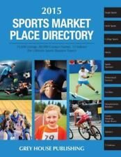 Sports Market Place Directory 2015 (2015, Paperback, Revised)   Box J1