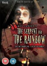 The Serpent And The Arcoiris Blu-Ray Nuevo Blu-Ray (FHEB3331)