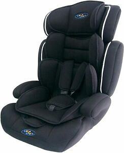 Car Seat, Convertible, Group 1 2 3, 9-36 kg, 9 Months to 12 Years