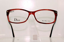 CHRISTIAN DIOR CD3232 PW6 CLASSIC LADIES GLASSES FRAME LIGHT TORTOSE AND BROWN